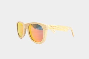 Sydney celodřevěné sluneční brýle Woodenhero