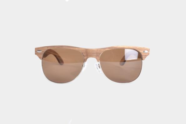 Celodřevěné sluneční brýle Woodenhero