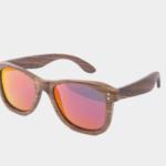 dřevěné sluneční brýle Woodenhero