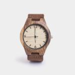 dřevěné hodinky Woodenhero s japonským strojkem Miyota
