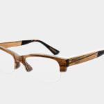 dřevěné dioptrické brýle Woodehero