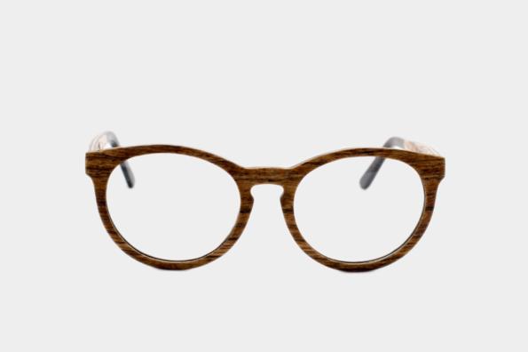 Dřevěné dioptrické brýle Vänern