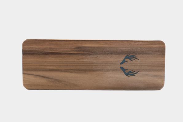 Dřevěná záložka Svítící Jelen