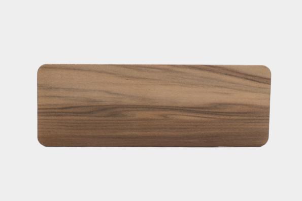 Dřevěná záložka
